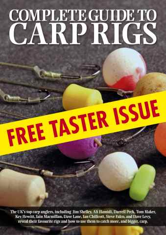 Fishing Reads issue Complete Guide To Carp Rigs FREE TASTER