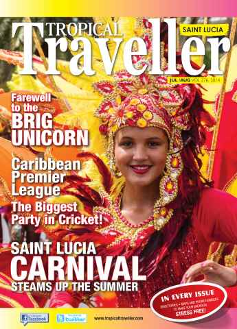 Tropical Traveller issue July/Aug 2014