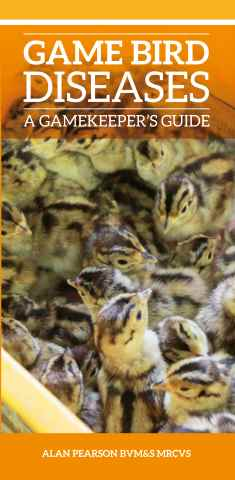 Sporting Rifle Books issue Game Bird Diseases