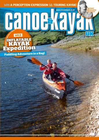 Canoe & Kayak UK issue August 14