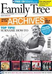 Family Tree issue Autumn 2010
