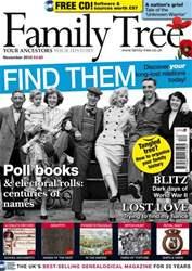 Family Tree issue November 2010