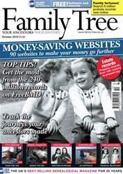 Family Tree issue October 2010
