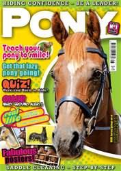 Pony Magazine issue August 2014 – PONY Magazine