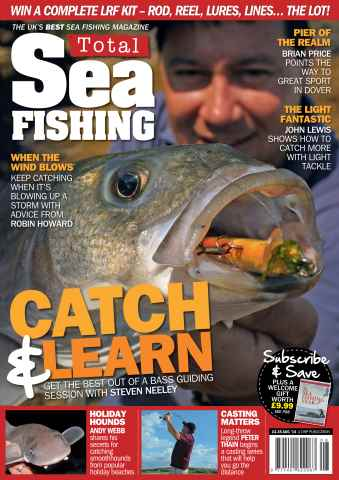 Total Sea Fishing issue Aug-14