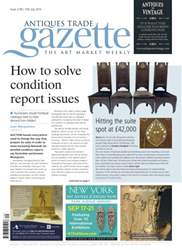 Antiques Trade Gazette issue ATG Issue 2149