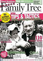 Family Tree issue April 2011