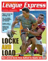 League Express issue 2922