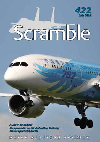 Scramble Magazine issue 422 - July 2014