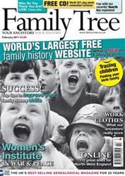 Family Tree issue February 2011
