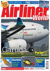 Airliner World issue August 2014