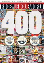 Rugby League World issue 400