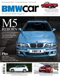 BMW Car issue August 14