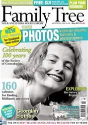 Family Tree issue May 2011