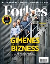 Forbes Jūlijs '14 issue Forbes Jūlijs '14
