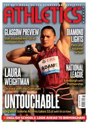 Athletics Weekly issue 10/07/2014