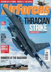 AirForces Monthly issue August 2014