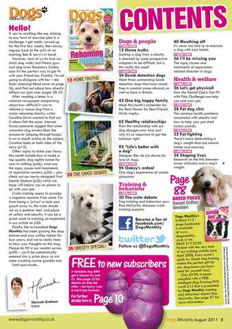 Dogs Monthly Preview 3