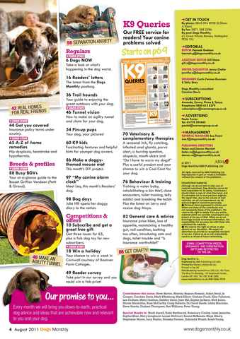 Dogs Monthly Preview 4