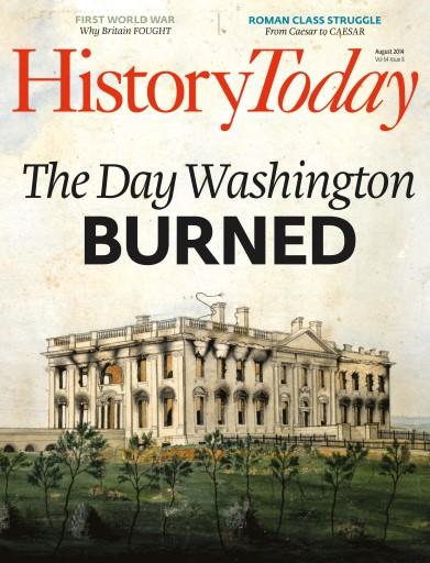 History Today issue August 2014