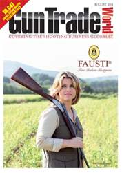 Gun Trade World issue Aug-14
