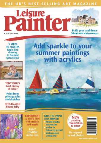Leisure Painter issue Aug-14