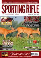 Sporting Rifle issue 106