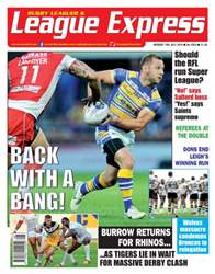 League Express issue 2923