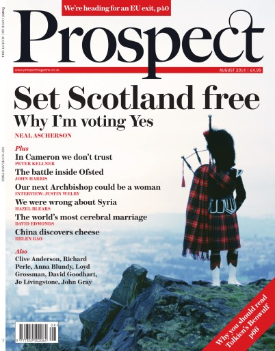 Prospect Magazine issue 221