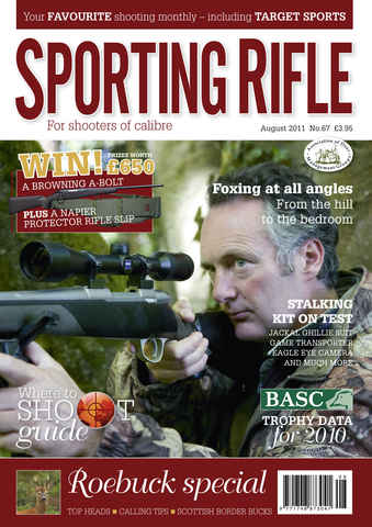 Sporting Rifle issue 67