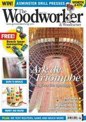 The Woodworker Magazine issue August 2014