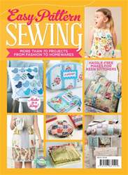 No Pattern Sewing issue No Pattern Sewing