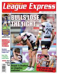 League Express issue 2924