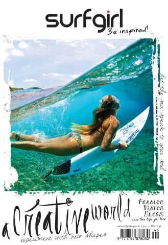 SurfGirl Magazine issue SurfGirl issue 48