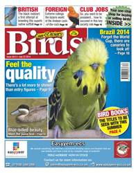 Cage & Aviary Birds issue No.5813 Feel the Quality