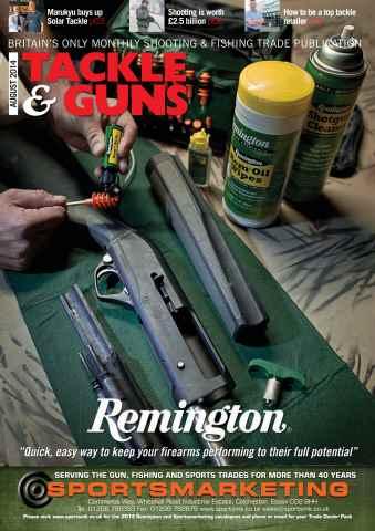 Tackle & Guns issue Aug-14