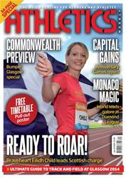 Athletics Weekly issue 24/07/2014
