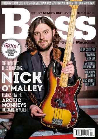 Bass Guitar issue 107 August 2014