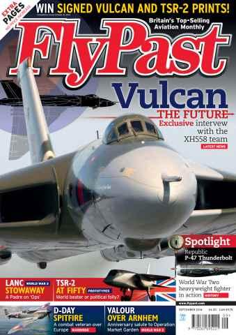 FlyPast issue September 2014