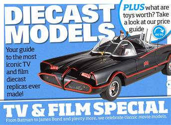 Diecast Models – TV and Film Special issue Diecast Models – TV and Film Special