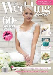 Your Local Wedding Guide issue Gold Coast Volume 18 2014-15