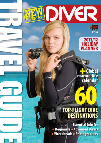 DIVER issue Travel Guide 2011-2012