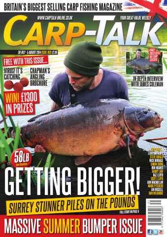 Carp-Talk issue 1031