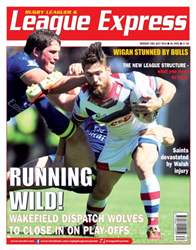 League Express issue 2925