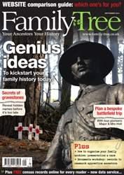 Family Tree issue Family Tree September 2014