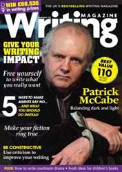 Writing Magazine issue September 2014