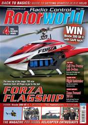 Radio Control Rotor World issue Sep-14