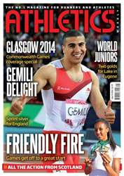 Athletics Weekly issue 31/07/2014