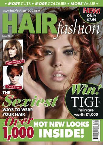 Hair Fashion issue Issue 3