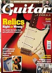 Guitar & Bass Magazine issue Sep-14